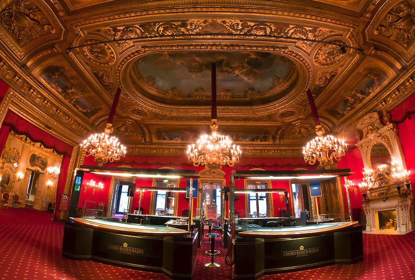 Casino Baden-Baden Deutschland - Alle Infos 2021