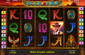 Wo Kann Man Book Of Ra Spielen Ausser Stargames