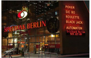 Die Spielbank Berlin Potsdamer Platz